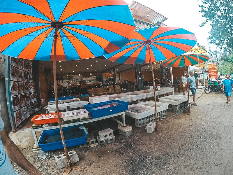 Rawai Market - Phuket