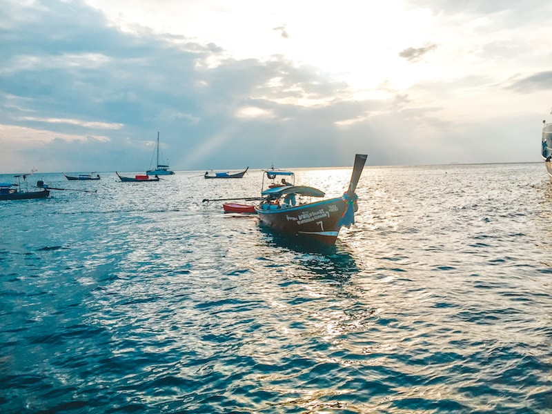 Laem Tong Pier
