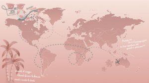 mappe viaggio