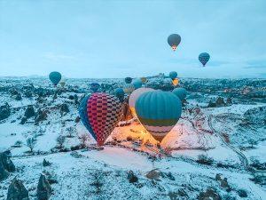 turchia, cappadocia