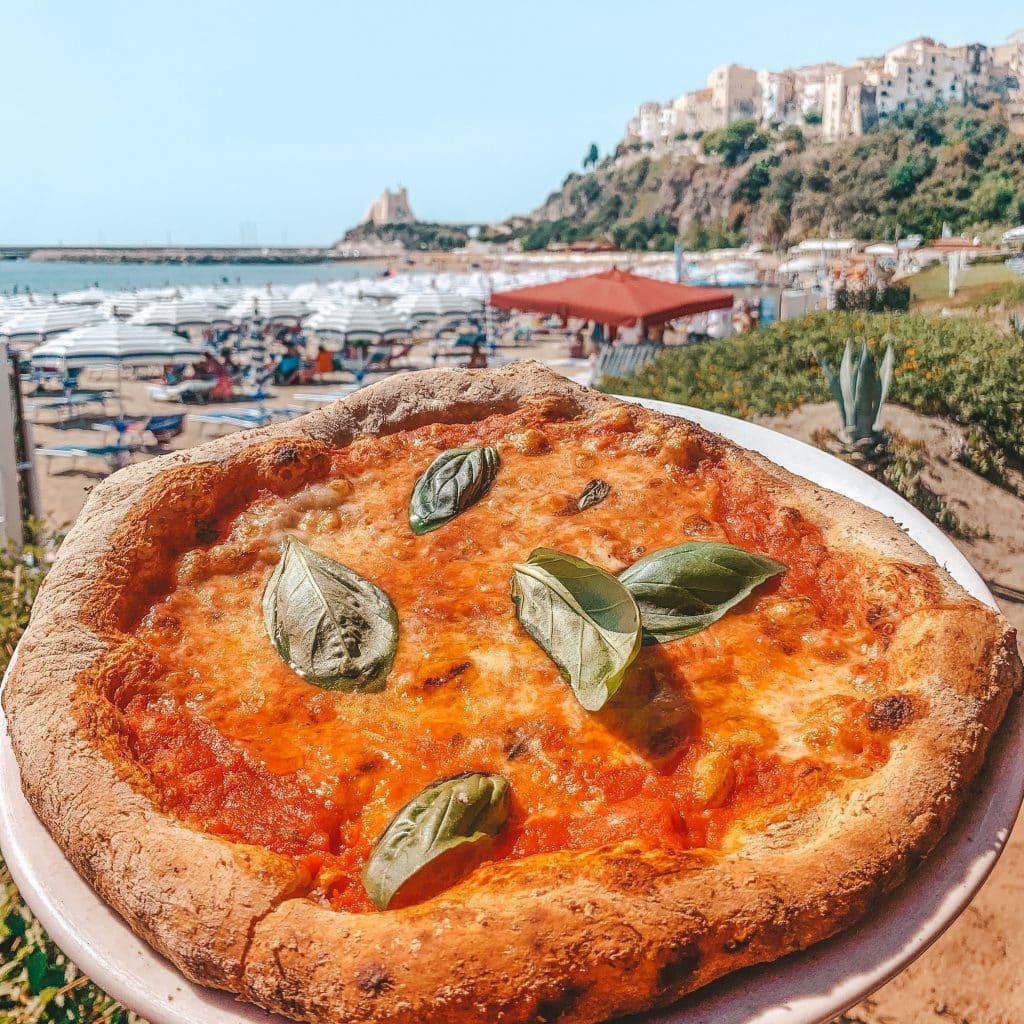 Pizza Lido Rocco -Sperlonga